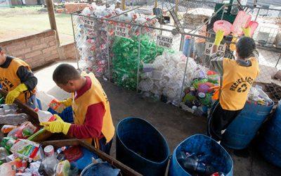 reciclagem de lixo